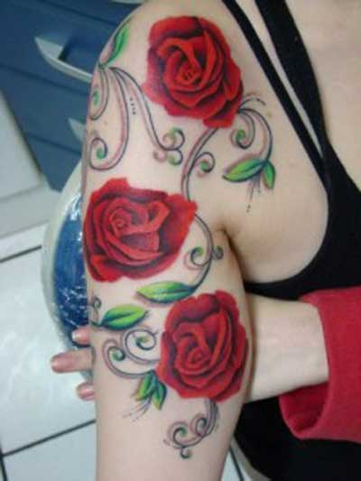 tatuagens femininas no braço -2