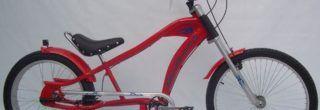 tipos de bicicleta chopper rockway