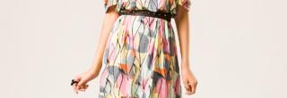 vestidos de malha para o verão