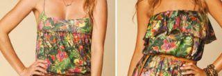 vestidos de malha para o verão da moda