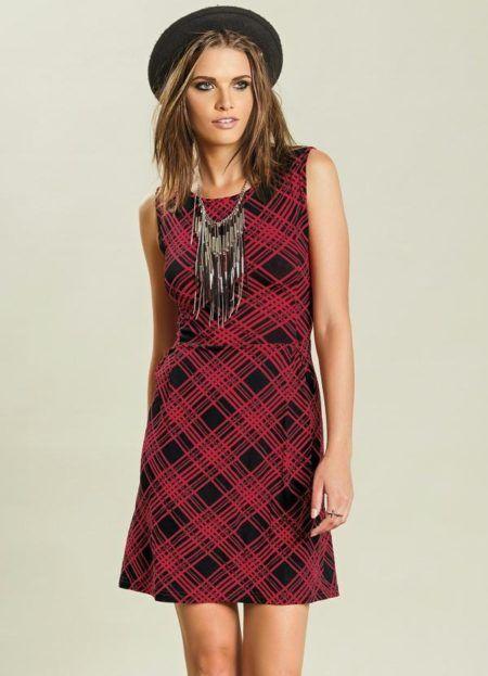 vestidos xadrez -1