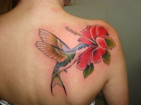 beija flor tatoo