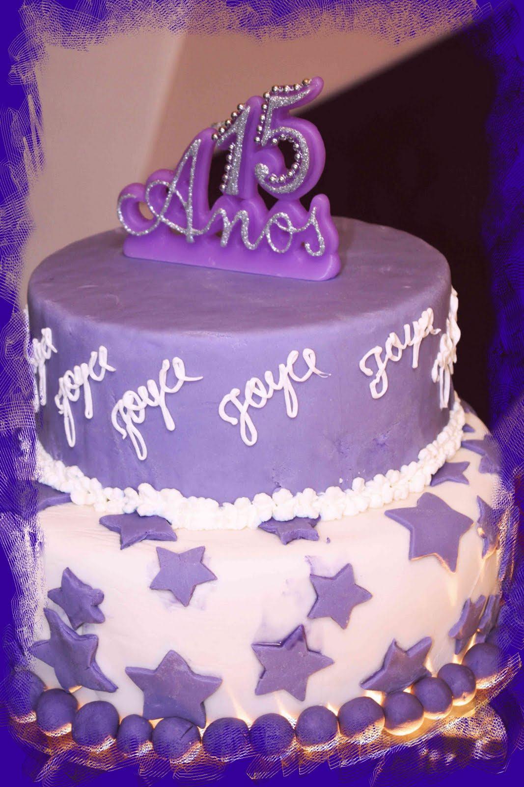 Bolos decorados para festas de 15 anos incio roxo thecheapjerseys Choice Image