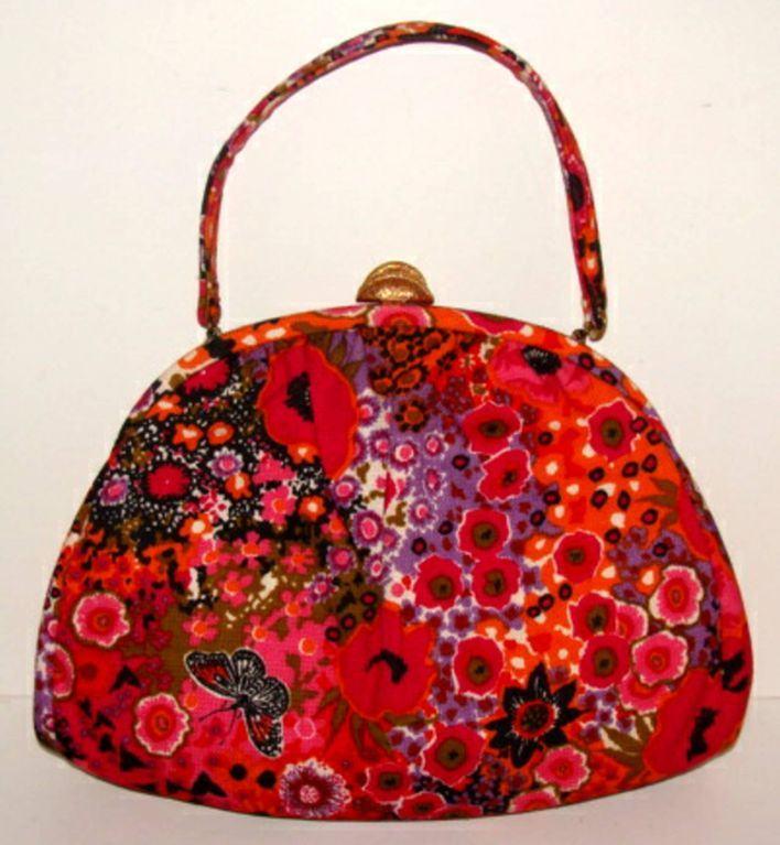 bolsa linda vermelha florida