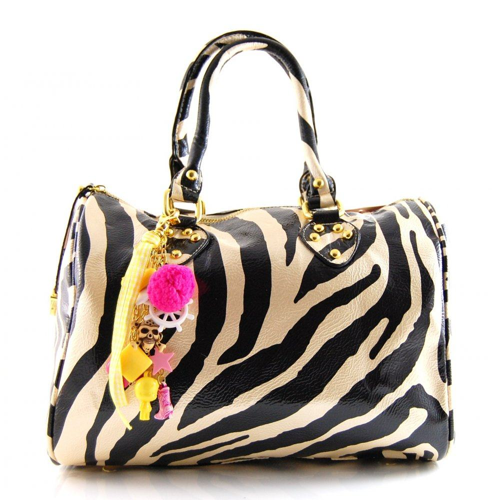 bolsas da moda estampa animal print