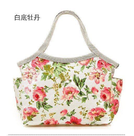 bolsas femininas florais