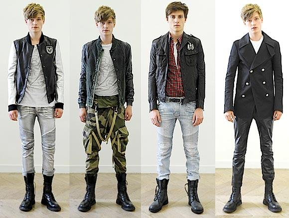 Estilo Hipster masculino roupas e acessórios para você que curte