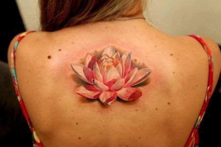 flores tatoo costas