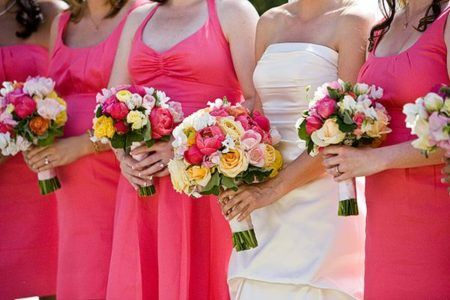Brenda + Dave's wedding