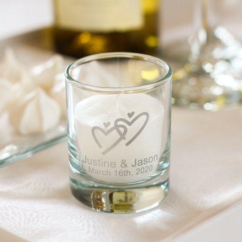 taças para lembranças de casamento