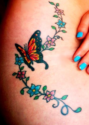 e borboletas