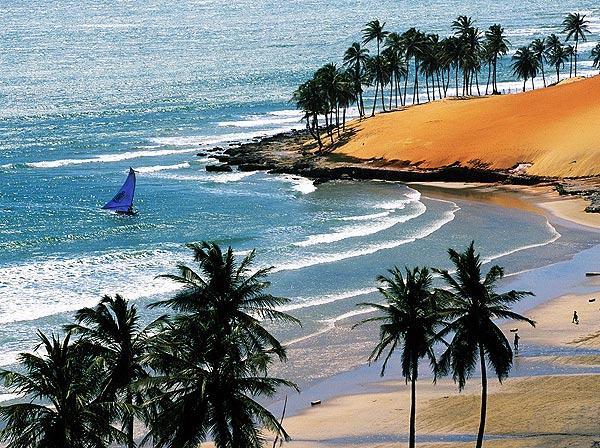 Praias de Fortaleza: Praia Lagoinha, Praia de Iracema e Praia Meireles