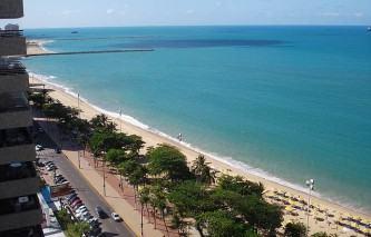 praia meireles