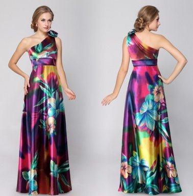 330395372 Especial vestidos florais longos e curtos