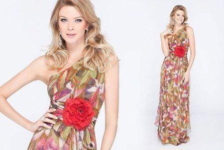 vestidos florais longos 2