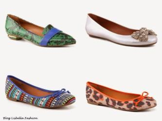 coleção de sapatilhas femininas arezzo