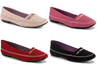 coleção de sapatilhas molecas