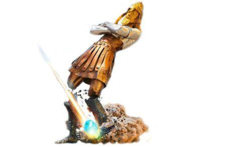 estatua de nabucodonosor e a pedra