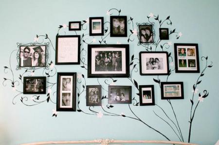 Porta Retratos Criativos E Bem Descolados Para Decoração Bela Feliz