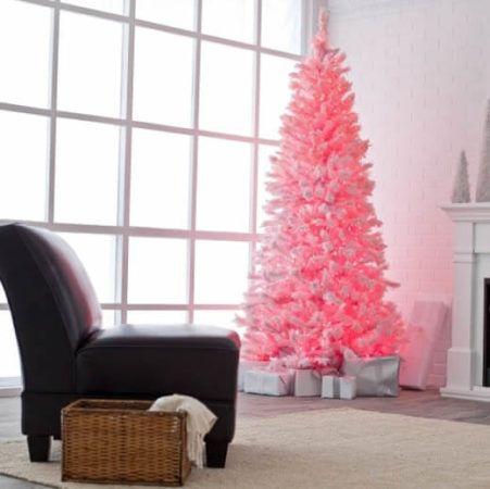 Árvore de natal decorada Como Usar em casa
