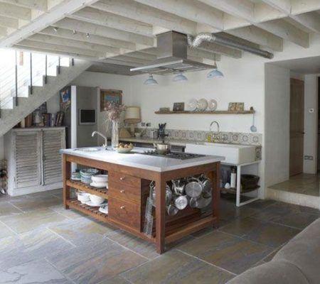 Cozinhas planejadas com ilha central modelos bela feliz for Islas para cocina comedor