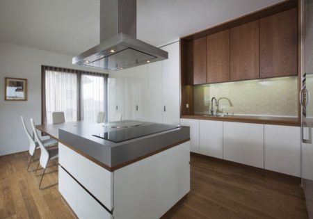 cozinhas planejadas com ilha central modelos bela feliz. Black Bedroom Furniture Sets. Home Design Ideas