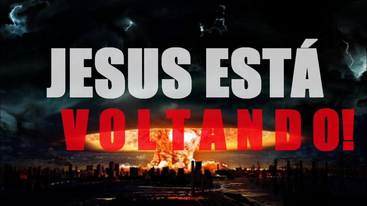 Como saber se Jesus está voltando : A bíblia diz…