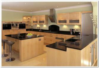 lindas cozinhas planejadas com ilha central