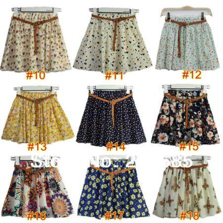 lindas mini saias primavera verão