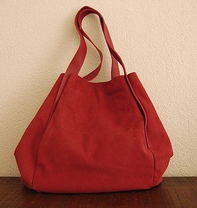 maxi bolsas de couro -1