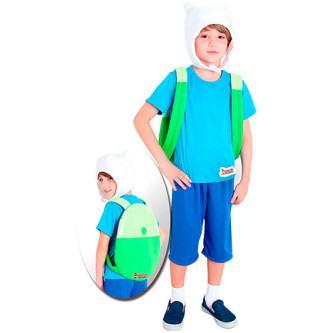 roupas adventure time masculinas infantil