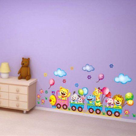 adesivo infantil parade