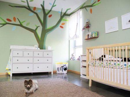 adesivo quarto de bebe