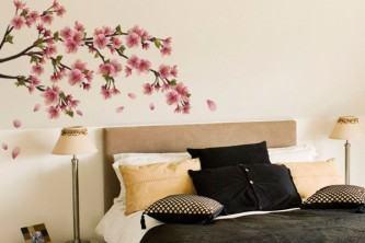 adesivos de parede para quarto de casal