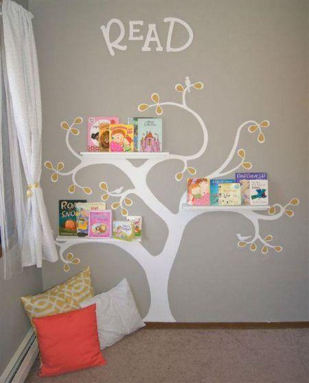 adesivos livros infantil quarto