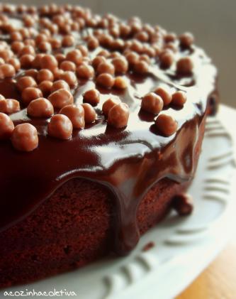 bolo de sorvete com nutella