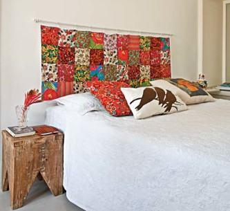 cabeceira de cama box casal artesanal