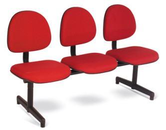cadeiras estofadas para igreja