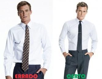 dicas de como usar gravata sem paletó