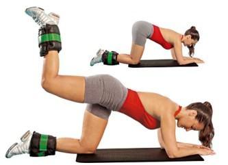 exercícios para aumentar glúteos