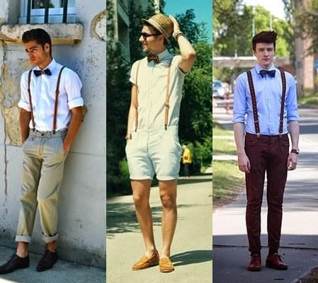 Ainda mais uma imagem mostrando um look masculino onde a gravata tipo  borboleta faz a diferença. Por ser muito versátil 3bc3cce1c31