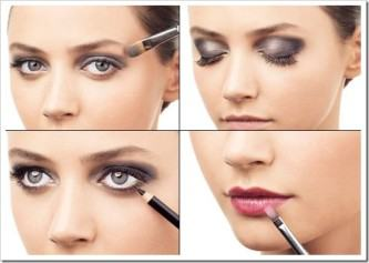 maquiagem para pele clara passo a passo