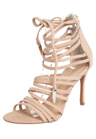 modelos de sandália gladiadora rafaela booz