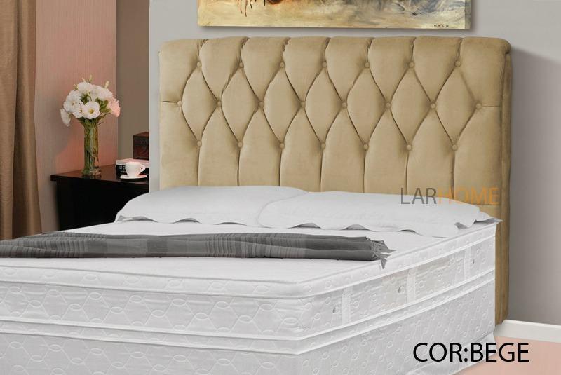 Cabeceira de cama box casal modelos lindos bela feliz for Tipos de cama