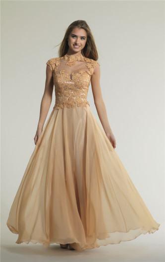 belos vestidos longos de baile