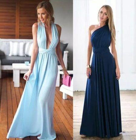 abb40bccc Na hora de escolher vestidos longos de festa baratos