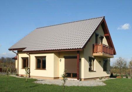 Telhado De Casas Bonitas Tenha E Fachadas V 225 Rias