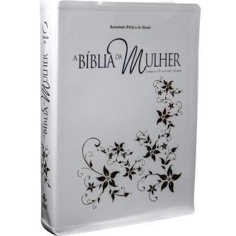 tipos de bíblia feminina capa branca