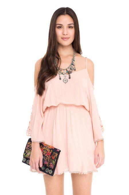 vestidos com ombro vazado -2