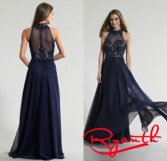 vestidos longos de baile com tule
